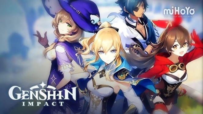 Genshin Impact Action RPG Dari Mihoyo