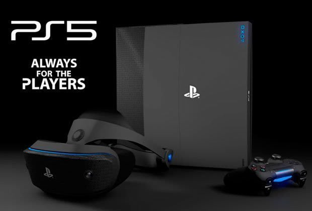 Playstation 5 Prediksi Rilis Mei 2020