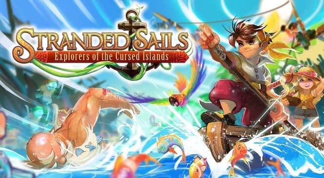 Stranded Sails Game Ala Harvest Moon Dengan Genre Open World