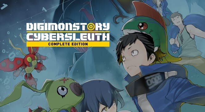 Digimon Story Cyber Sleuth Complete Edition Resmi Tuju PC