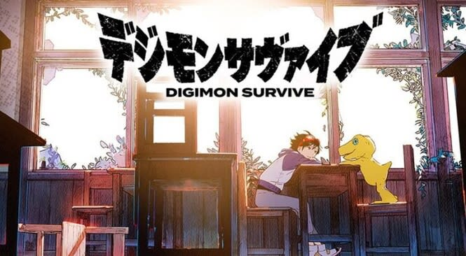 Digimon Survive Rilis Opening Anime