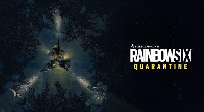 Rainbow Six Quarantine Akan Rilis Di Tahun Fiskal ini