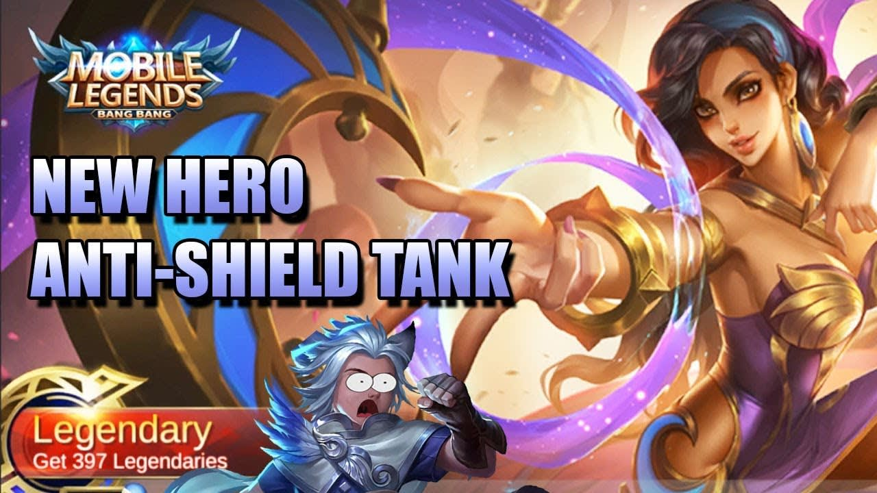 Hero Counter Esmeralda Mobile Legend