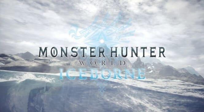 Monster Hunter World Iceborne Tampilkan Senjata Baru