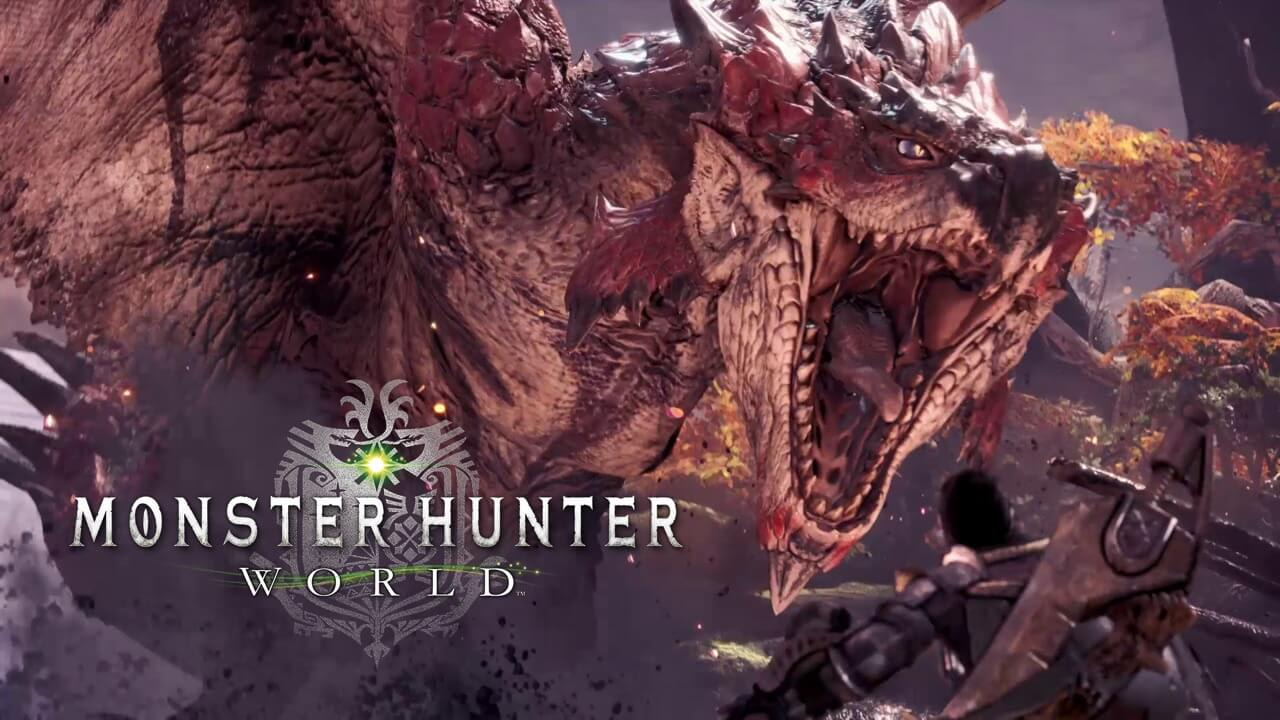 Monster Hunter World Jadi Judul Game Terlaris Capcom