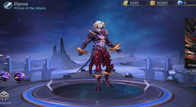 Dyrus Hero Baru Dari Mobile Legends