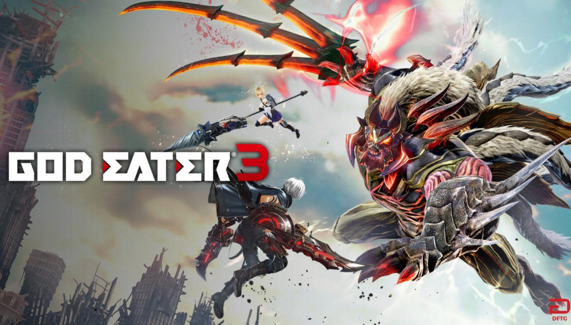 God Eater 3 Diluncurkan Untuk Nintendo Switch Tahun Ini