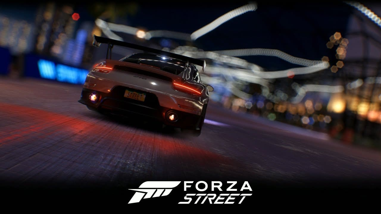 Forza Street Mobile