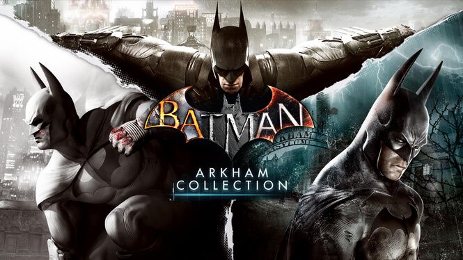 Epic Games Store Berikan 6 Game Batman Free