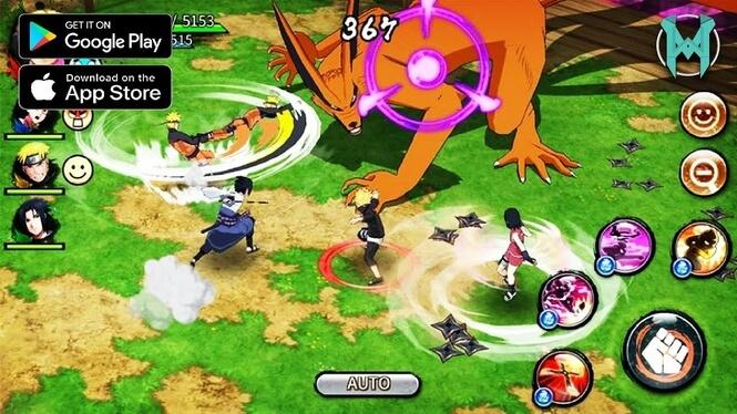 5 Game Naruto Di Android Terbaik 2019