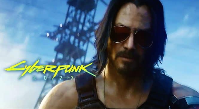 Cyberpunk 2077 Tampilkan Keanu Reeves