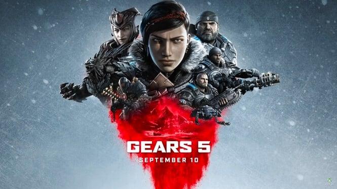 Gears 5 Juga Masuk Steam Store