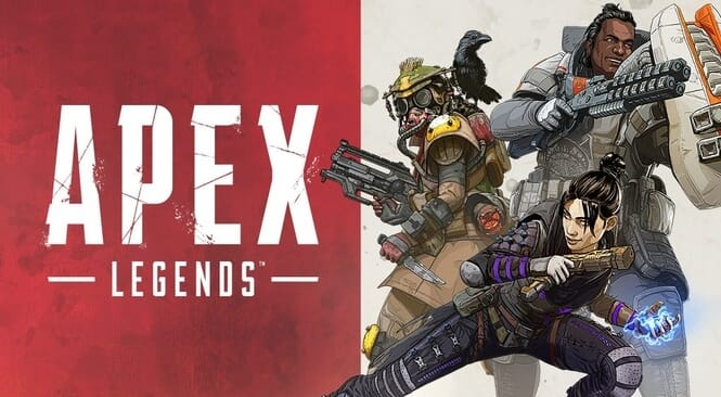 Apex Legend Hadirkan Naga