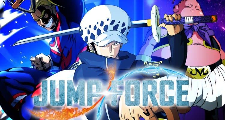 Jump Force Konfirmasi Semua Karakter DLC