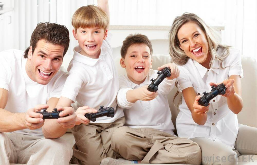 Game Yang Cocok Dimainkan Bareng Keluarga