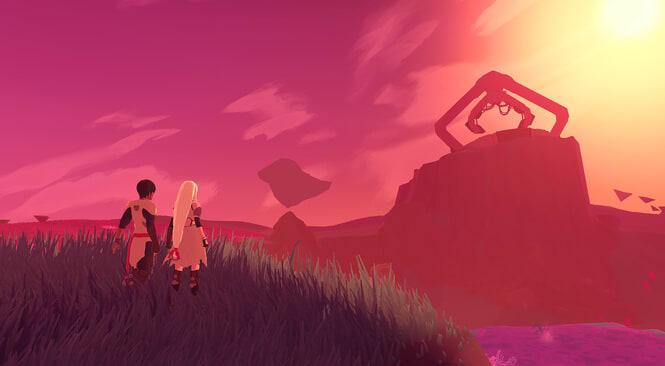 Haven Game Terbaru Dari Developer Furi