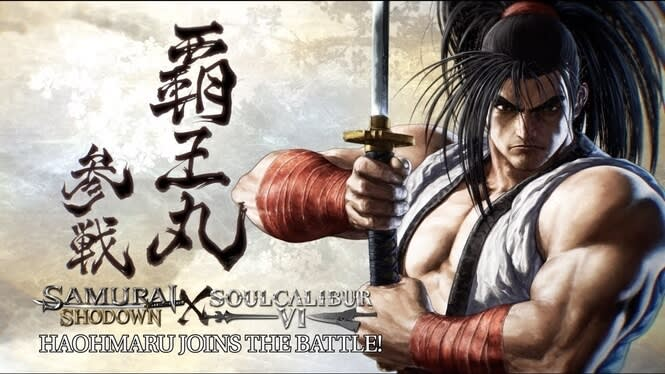 Soulcalibur VI Kolaborasi Dengan Samurai Showdown