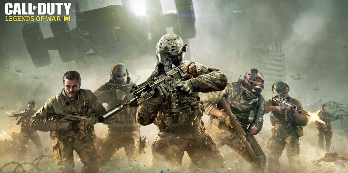 Call of Duty Mobile Akan Di Luncurkan Oleh Garena