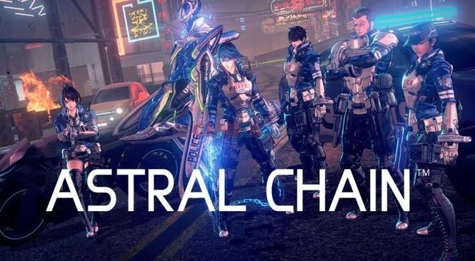 Astral Chains Game Terbaru Dari Platinum Games