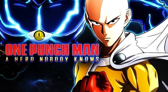 One Punch Man A Hero Nobody Knows Resmi Diumumkan