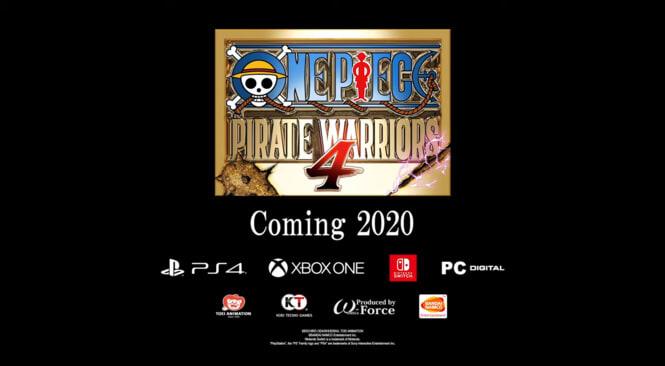 One Piece Pirate Warriors 4 Resmi Diumumkan