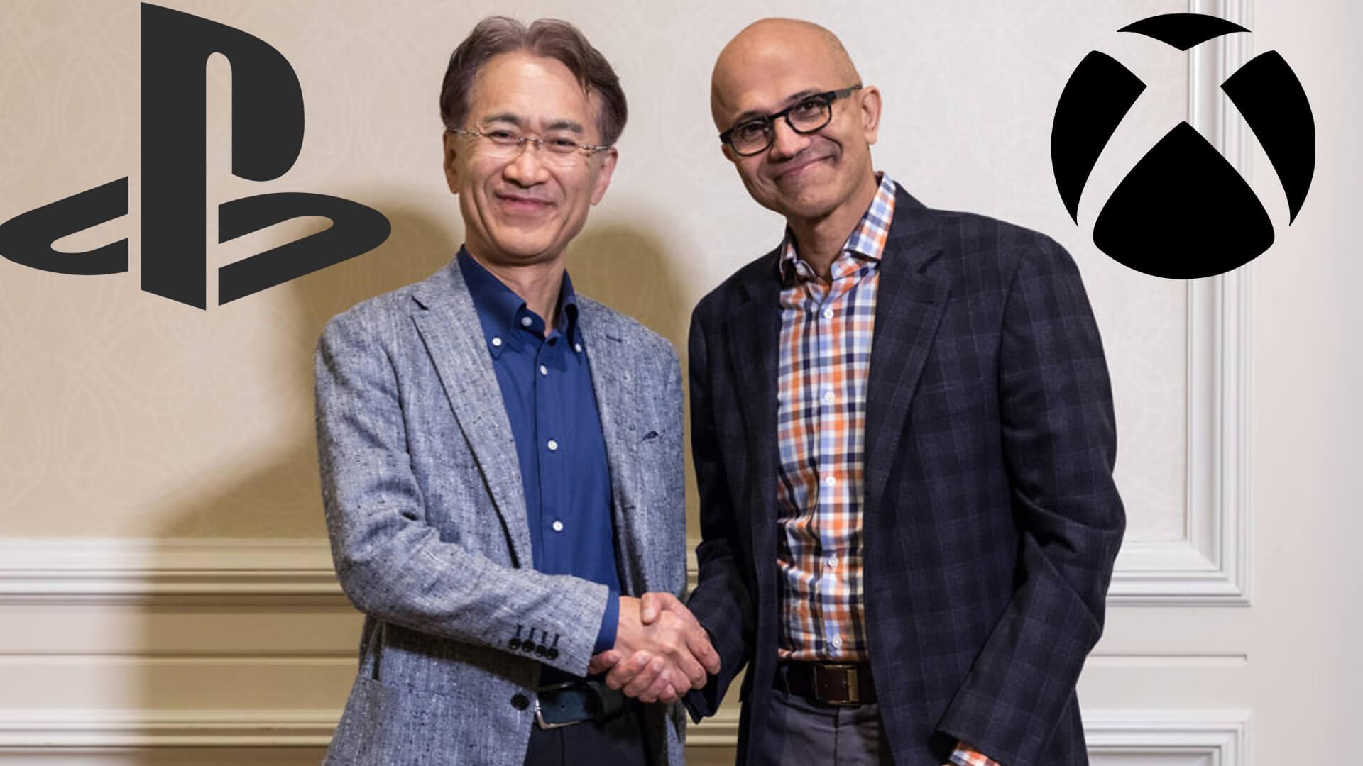Sony Dan Microsoft Kerja Sama Saingi Google Stadia