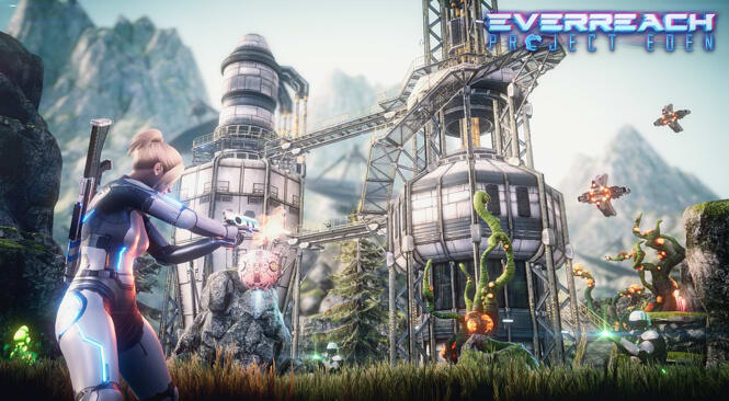 Everreach Project Eden Action RPG Baru Yang Underrated