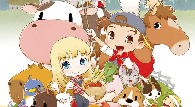 Harvest Moon Friends of Mineral Town Dapatkan Versi Remake