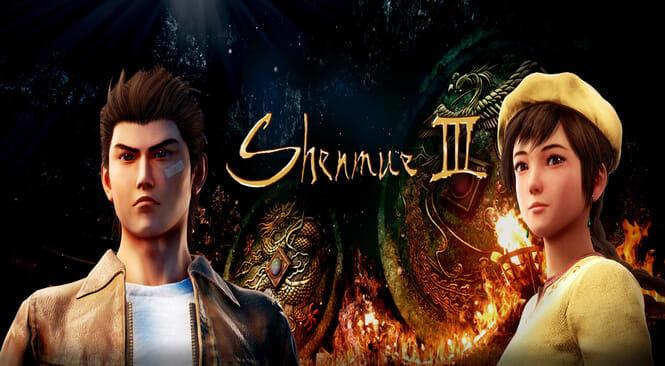 Game Shenmue III Kembali Di Tunda