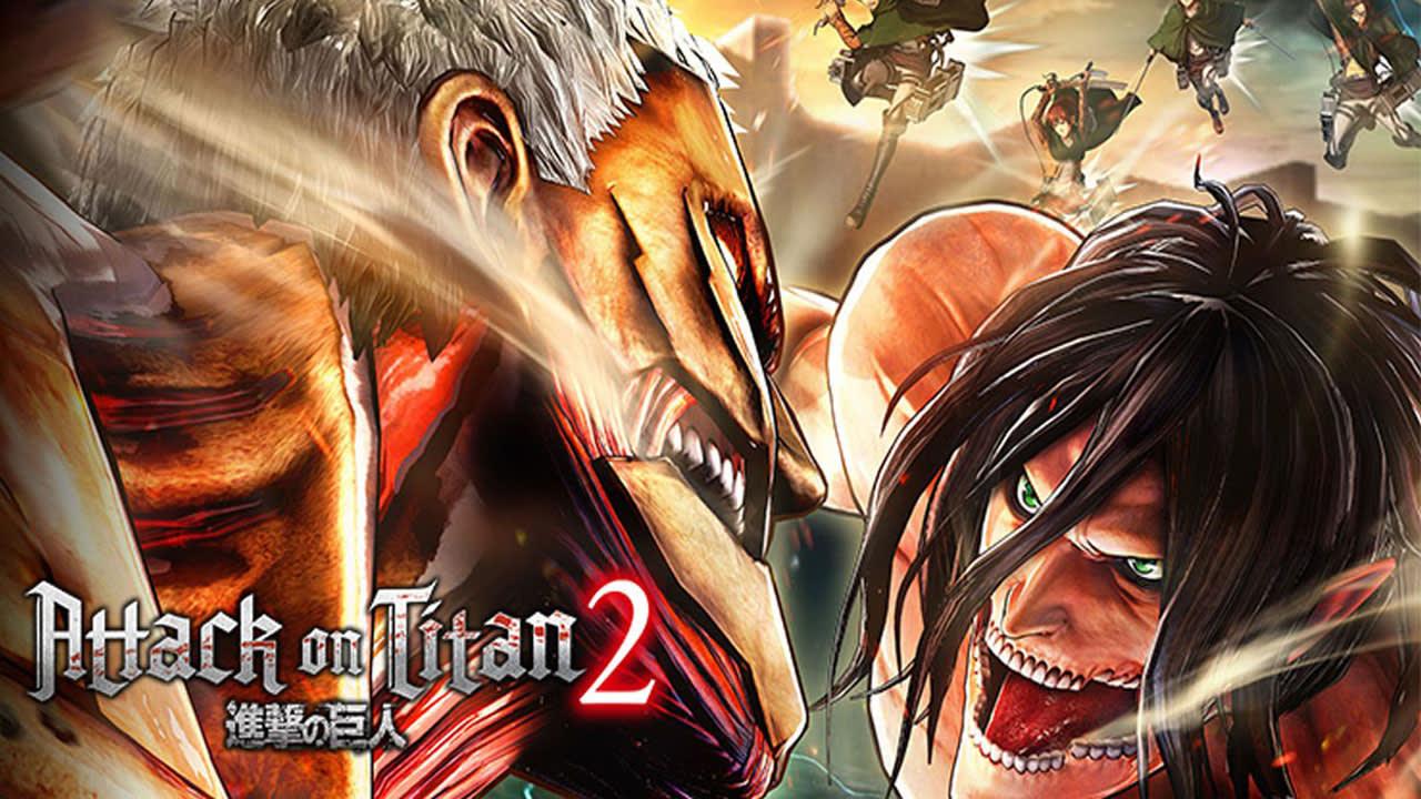 Attack On Titan 2 Final Battle