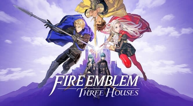 Fire Emblem Three Houses Hadirkan Gameplay Yang Panjang
