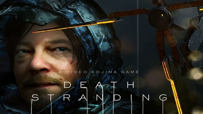 Death Stranding Tampilkan Karakter Heartman