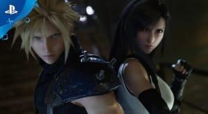 Final Fantasy VII Remake Tampilkan Sosok Tifa