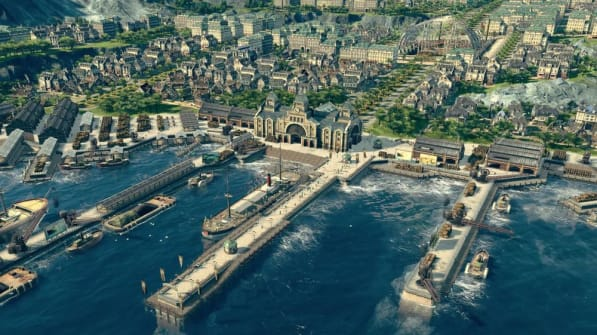 Anno 1800 Exclusive Epic Game Store Cabut Dari Steam