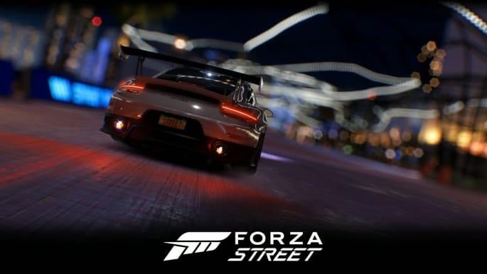 Forza Street Mobile