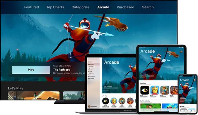 Apple Perkenalkan Arcade, Sebuah Layanan Game Berlangganan