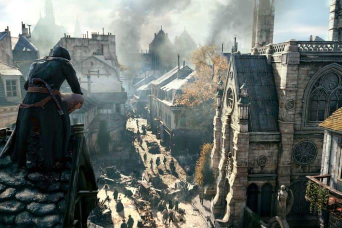 Restorasi Katedral Notre Dame Dibantu Data Assassin's Creed