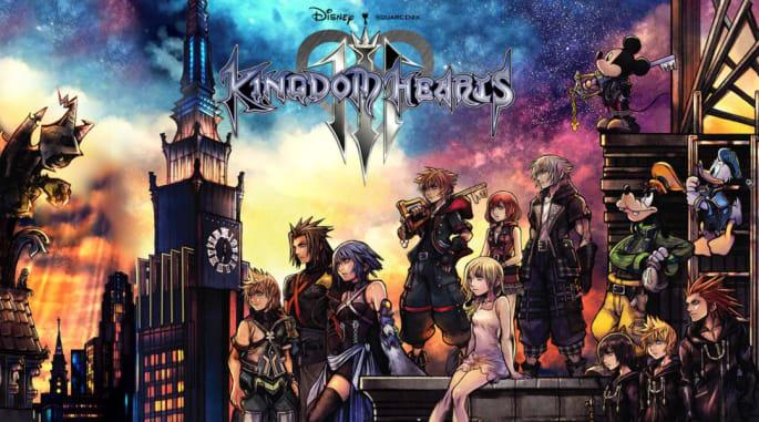 Alasan Karakter Final Fantasy Tidak Muncul Di Kingdom Heart 3