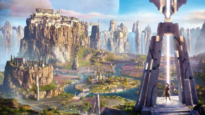 Assassin's Creed Odyssey The Fate of Atlantis Rilis