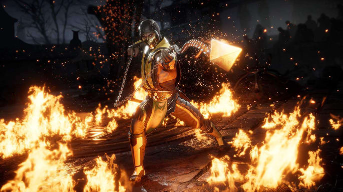 Mortal Kombat 11 Hadirkan Trailer Rilis