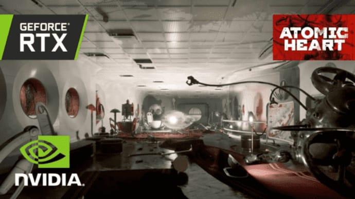 Atomic Heart Unjuk Tech Demo RTX Terbaru