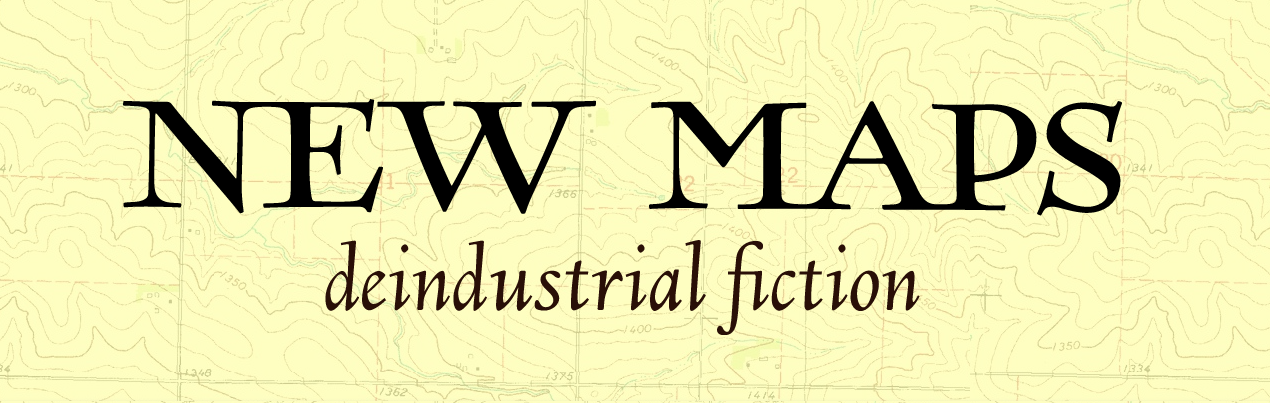 New Maps logo and link to site