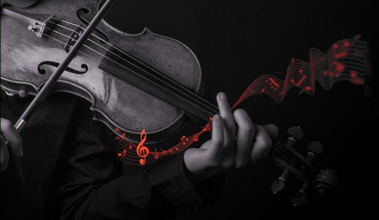 Aprendiendo a mejorar la afinación en el violín