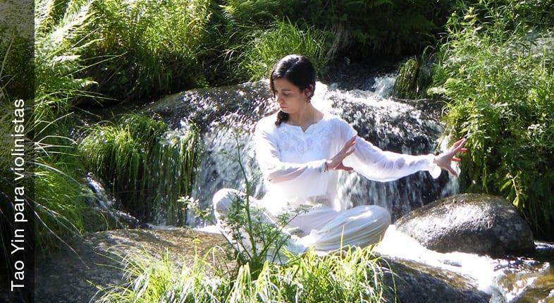 Tao Yin para violinistas