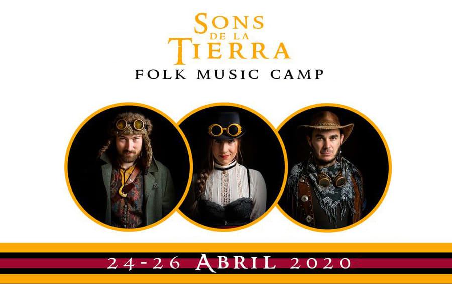"""""""Sons de la tierra"""", nuevo campamento musical folk"""