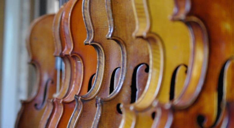 Cómo escoger un violín