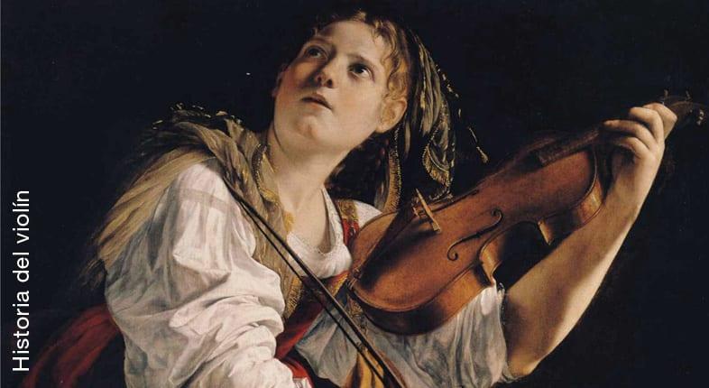 Historia del violín