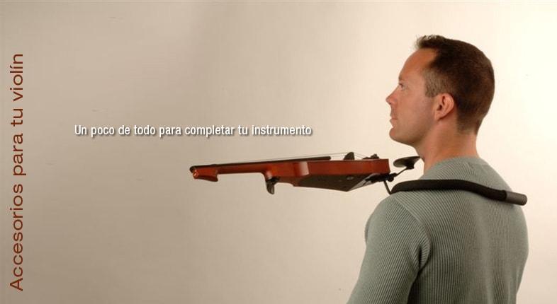 Accesorios para el violín
