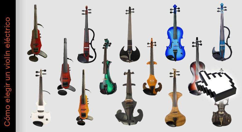 Consejos para elegir un violín eléctrico