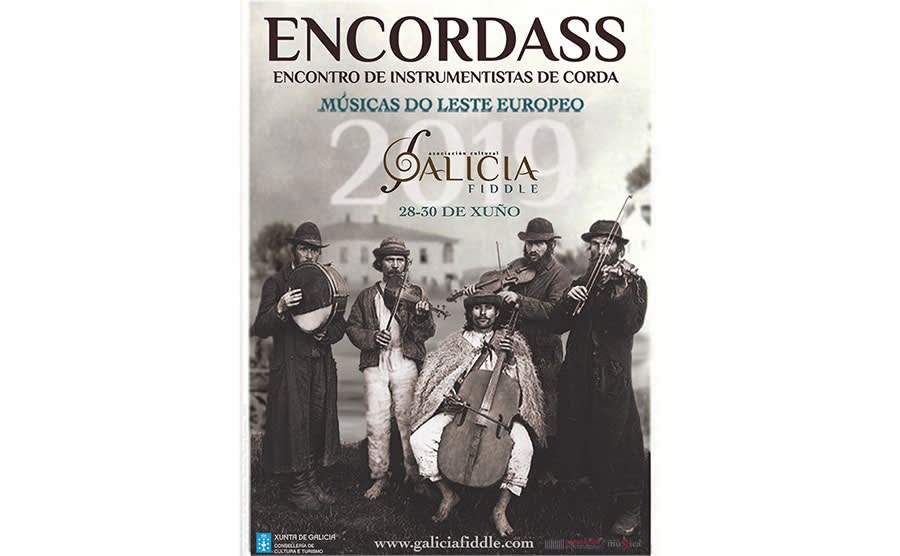 """Convocado """"Encordass""""un encuentro de músicos de cuerda en Galicia"""